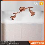 Nagelneue GU10 10W rosafarbener Punkt-Licht-Decke für Wohnzimmer