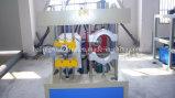 Halb Selbst-Belüftung-Plastikrohr Socketing Maschine