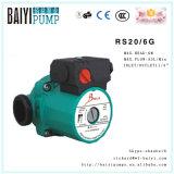 Bomba de água da circulação da água quente para o chuveiro RS40/6