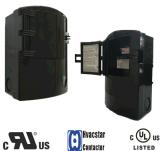 Ihren Kasten-Klimaanlagen-Faltblatt-Schalter der AusgangsPcds-30A fixierten Trennungs-schützen 120/240V