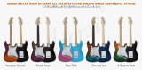 Guitare électrique de rue de la meilleure usine de guitare électrique avec le sac de guitare