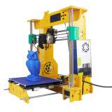2017 het Nieuwe Multicoloured Kader van de Stijl met 3D Printer van de Gloeidraad PLA
