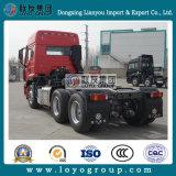 Camion di rimorchio del camion 380HP del trattore di Sinotruk Hohan 6X4 da vendere