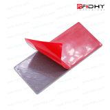 Escritura de la Etiqueta Superventas de la Etiqueta Engomada de la Frecuencia Ultraelevada RFID del Precio de Fábrica