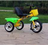 세발자전거가 최신 판매 유모차 세발자전거 플라스틱에 의하여 농담을 한다