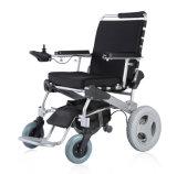 il Ce pieghevole della sedia a rotelle elettrica 250W ha approvato