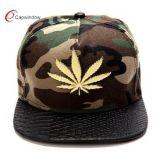 Logotipo personalizado com projeto novo do chapéu camuflar