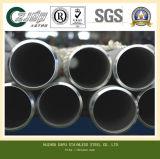 Tubo saldato dell'acciaio inossidabile di AISI316L