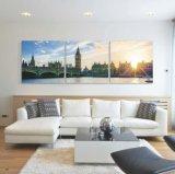 Pittura a olio astratta moderna su ordinazione della decorazione domestica