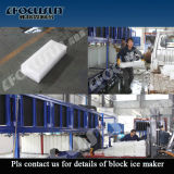 25, fabrication de machine de glace du bloc 000kg