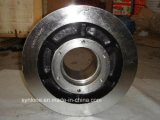 Forjamento e CNC Machining Stainless Steel Driving Wheel