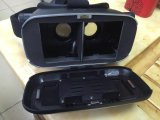 caixa dos vidros 3D Vr da realidade virtual da forma 3D para o telefone com pupila/função ajuste do objeto