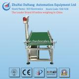 Dahang cheque en línea de la máquina pesadora