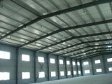 Taller de la fábrica de la estructura de acero de la alta calidad