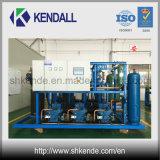 Unità di condensazione raffreddata aria di temperatura insufficiente con il compressore di Frascold