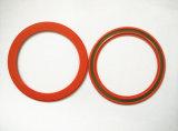 Verzegelende Ring van de Diameter NBR van de douane de Verschillende
