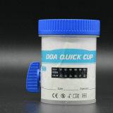 Clia gab Panel-Droge-Prüfungs-Cup des Urin-10 auf