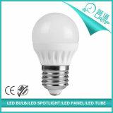 5W 7W G45 LED Kugel-Lampe E14/E27 genehmigt