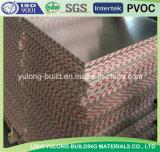 Telhas do teto da gipsita do PVC do preço de /Good da fonte da boa qualidade/fábrica