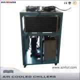1 Tonnen-Luft abgekühlter Typ industrielle kleine Wasser-Kühler