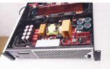 最も経済的な電力増幅器I-Tech12000デジタルのオーディオ・アンプ
