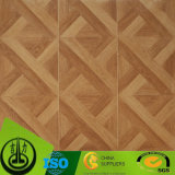 Влажная растяжимая вышеуказанная бумага 6.0 N/15min декоративная с деревянным зерном