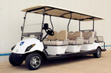 Golf elettrico Cart Cheap 8 Seater Tourist Golf Car con il EEC Certificate