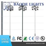 Style cinese Street Light con Four Lamps
