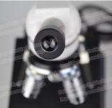 Microscopio biologico monoculare di FM-F7 40X-1000X LED