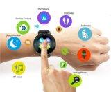 Horloge van de Telefoon van de Cel van de Slaap van de Pedometer van Bluetooth van de manier het Slimme Mobiele