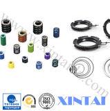 Ressorts faits sur commande d'OEM de pièces de ressorts de ressort de compression de torsion de ressort de batterie le plus peu coûteux du contact de ressort divers
