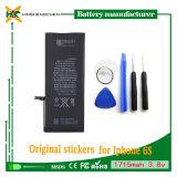 batterie Li-ion de 1715mAh 3.8V pour l'iPhone 6s/batterie de téléphone cellulaire