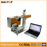 Rolling Pipe를 위한 섬유 Laser Marking Machine 또는 Small Size Laser Marker