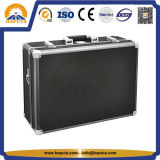 Travel Aluminum Tool Box with Black Strap (HT-3001)