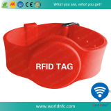 Promotion Wholesale Imprimé Logo MIFARE S70 RFID Silicone Wristband