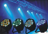 54*3W RGBW 4 Colors Hight Power LED PAR Light in Light Effects