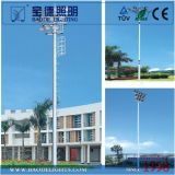 el 15m hasta los 40m poste Which Used para High Mast Lighting y Lighting Tower