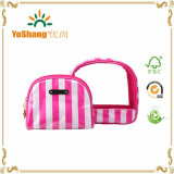 Set der Dame-Fashion Promotional Cosmetic Bag