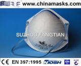 Non-Wovenセリウムのマスクの機密保護の塵マスク