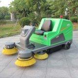 Bürsten-verdoppeln das automatische Fußboden-Reinigungs-Maschinen-Fegen (DQS18)