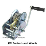 1800-2500lbs Hand Puller Power Electric Winch Crane