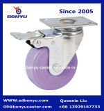 Пурпуровый рицинус колеса цвета для трейлера