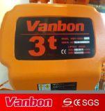 электрическая таль с цепью 3ton с электрической вагонеткой (WBH-03003SE)