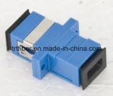 Sc / UPC, APC monomodo Simplex Acoplador de fibra