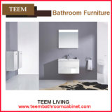 Cabinet de toilette moderne en bois massif de style européen de haute qualité