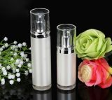 装飾的なクリームの包装のためのアクリルのSkincareの本質のびん(PPC-ALB-031)