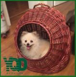 Door、Winter、Pet Nest、Pet Home、Kennel.のためのGoodの暖かいRound Pet House