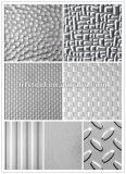 建築材料のための201枚の装飾的なエッチングされたステンレス鋼シート