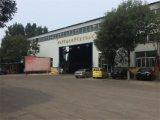 Tubo de acero inconsútil caliente de carbón de los materiales de construcción de la alta calidad de la exportación de China