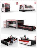 Machine de découpage de laser de fibre en métal de Dongguan Glorystar 1000W
